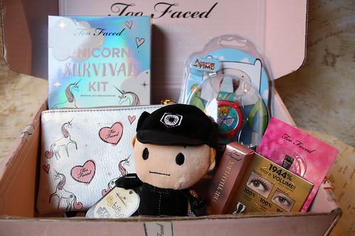 Box full of goodies