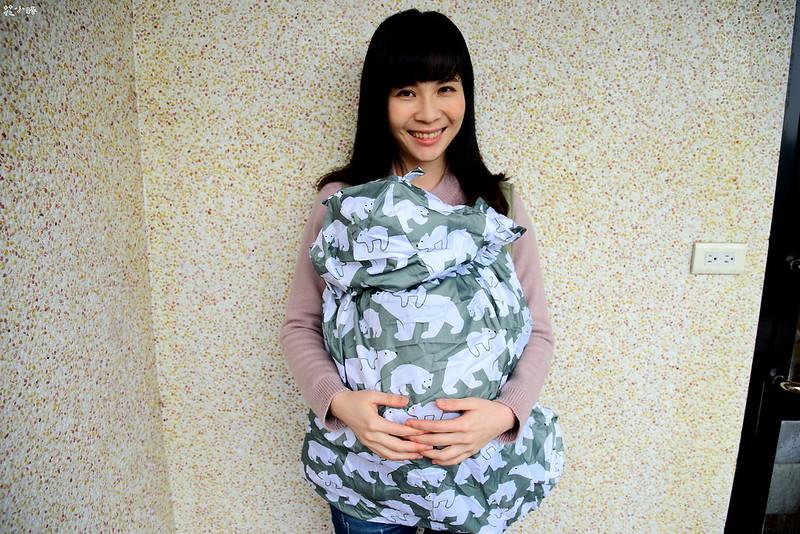 英國Caboo DXgo探索揹巾推薦嬰兒揹巾 (57)