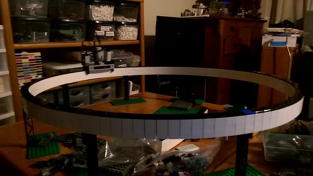 Monorail test 1