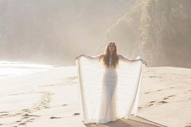 La Champanera blog de bodas - Vestido Yolan Cris - La Mar Studio Foto 1