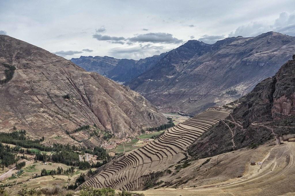 Cuzco - Pisac 3