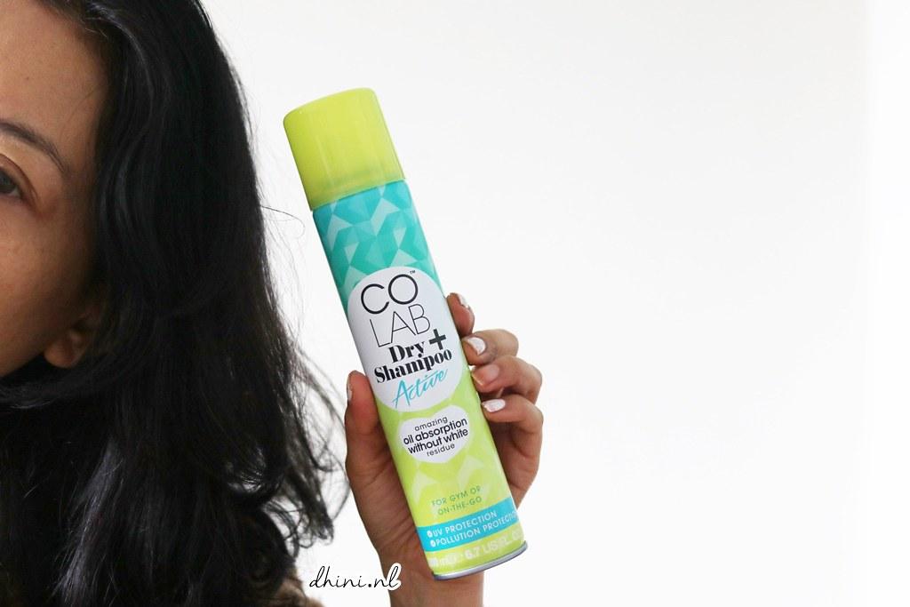 Colab hair