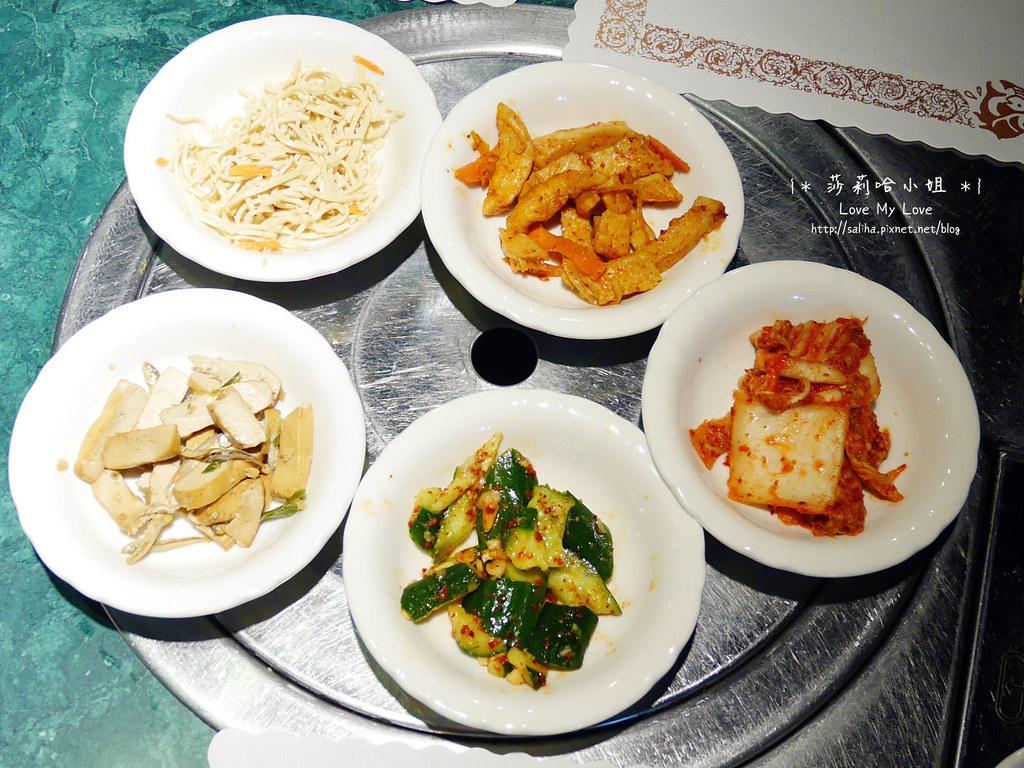 台北松山區南京東路三段韓國料理餐廳漢陽館評價 (3)