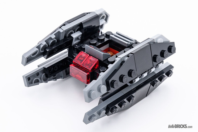 LEGO Star Wars Microfighters 75196 07