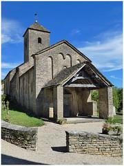 Église de la Nativité-de-la-Vierge de Bissy-sur-Fley - Photo of Jully-lès-Buxy