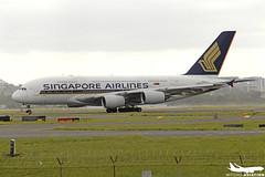 Singapore Airlines – 9V-SKP