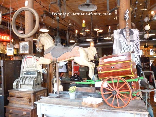 Antique Archeology in Nashville ~ FromMyCarolinaHome.com