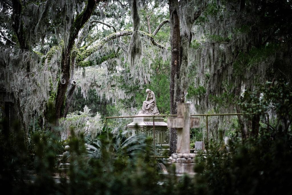Bonaventure cemetery, Savannah, GA_DSF1286
