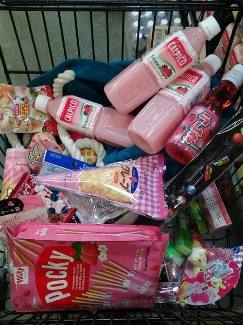 japan - snacks
