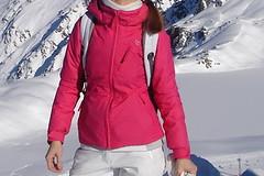 Lyžařská bunda Rossignol XS růžová - titulní fotka