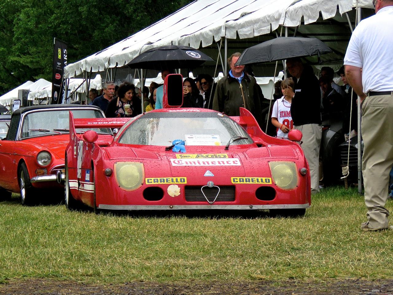 Alfa Romeo Tipo 33 Coupe Nastasi Racing 7
