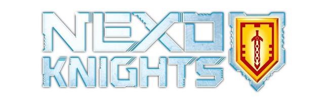 logo LEGO Nexo Knights