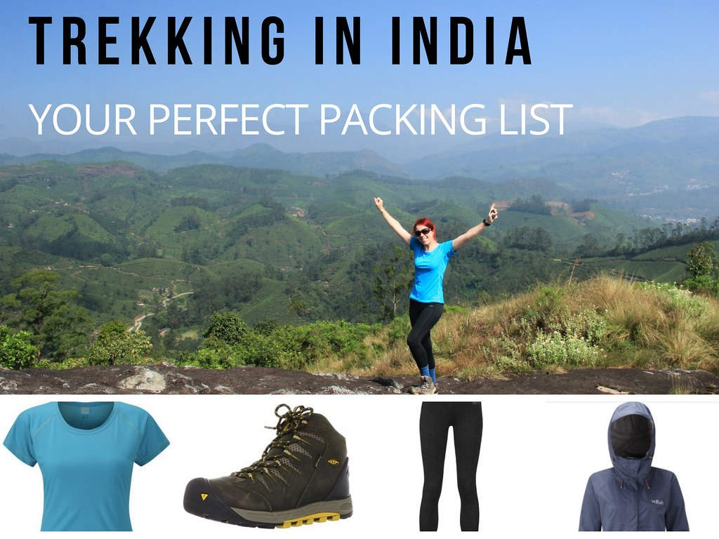 Trekking in india- Your Perfect Packing List