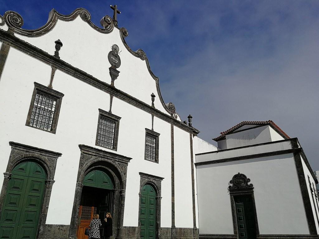 Former Franciscan monastery, Ponta Delgada
