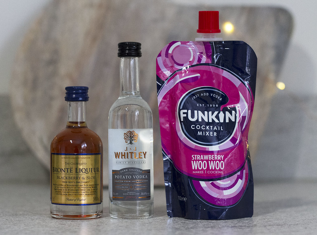 Funkin Mixer cocktail