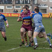 Sedgley's Benjamin Black stretches the Tynedale defence-6961