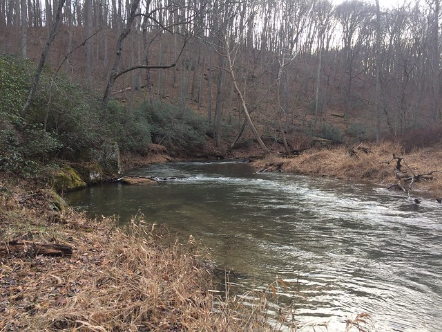 Hemlock Bend on the Gunpowder River