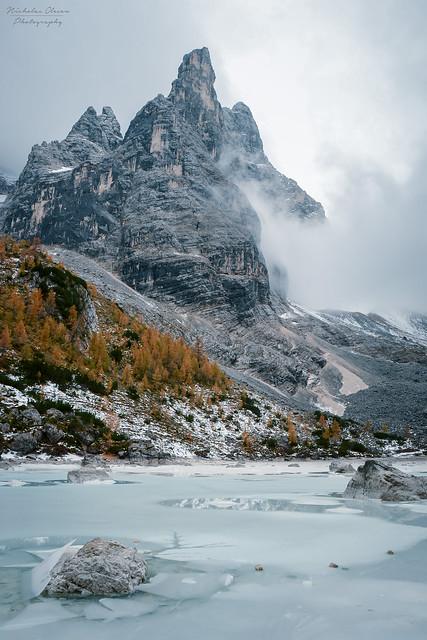 Italy | Lago di Sorapiss