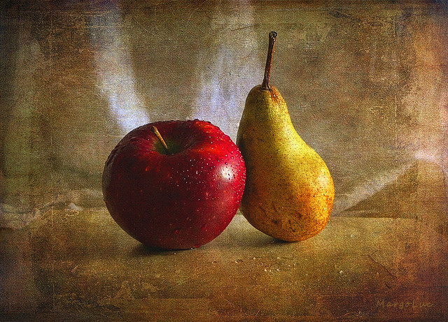 Two Fruits ...