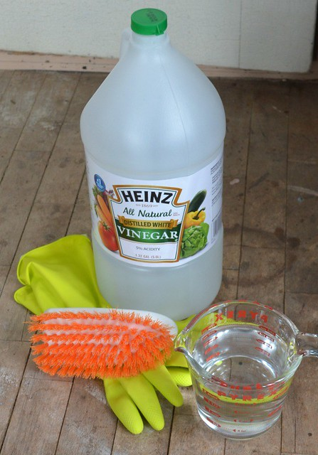 the many uses of white vinegar on the simple moms