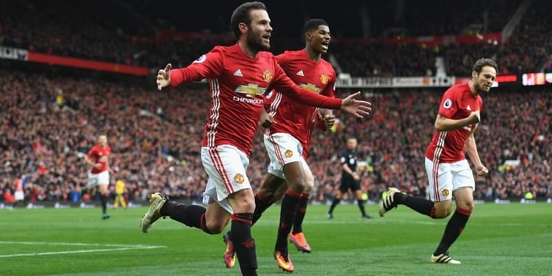 Manchester United ke bobolan Melawan Newcastle United.