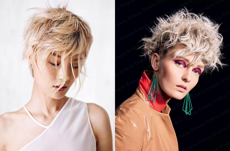 +75 Beautiful Short Haircuts for Women 2018-2019 11