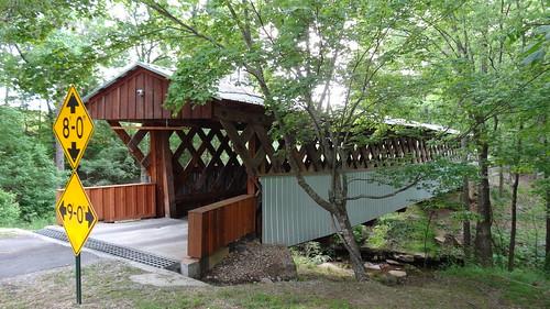 Easley Covered Bridge, Oneonta, AL4