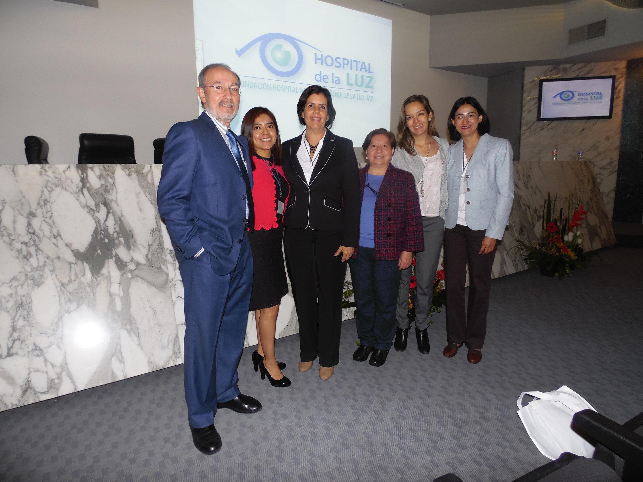 BAJA Vision, Hospital Fundación Nuestra Señora de la Luz