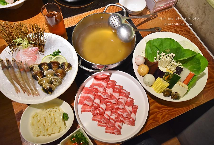 台中火鍋 輕井澤 八錢 menu 菜單19