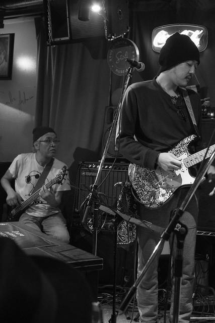 T.G.I.F. Blues Session at Terraplane, Tokyo, 12 Jan 2018 -00225