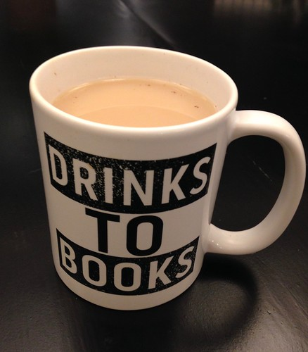 Bookwitch mug