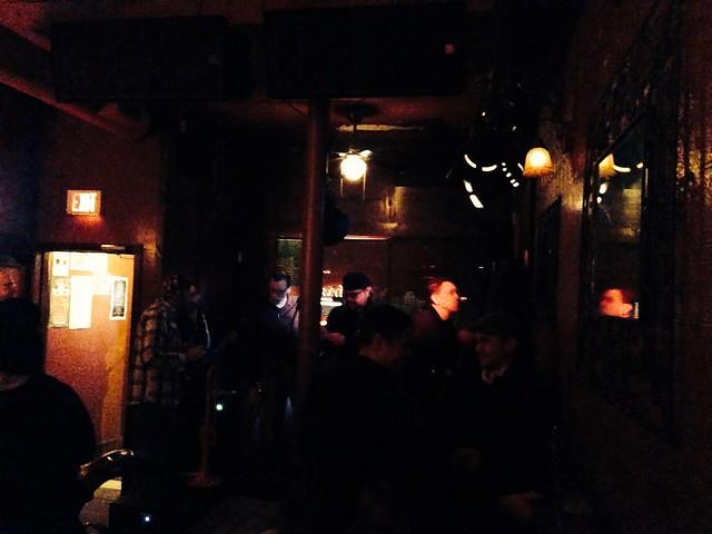 Indigo Brass Moon Band @ The Bog, Scranton, PA, 13 December 2013