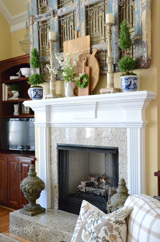 Winter Mantel-Housepitality Designs-2