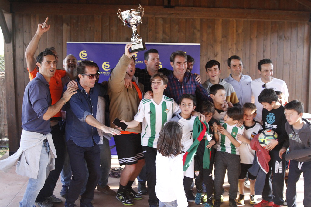 III Torneo apertura fútbol 7 Club Santa Clara