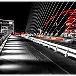 Bridge over the river Liffey - Samuel Beckett Bridge