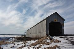 Wheaton Covered Bridge- Tantramar, New Brunswick
