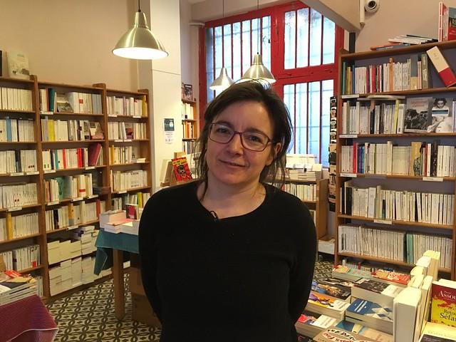 Librairie Le rideau rouge