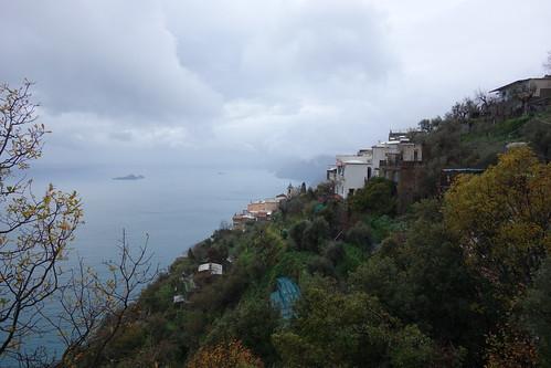 Path of the Gods (Sentiero Degli Dei) - near Nocelle, Amalfi Coast, Italy