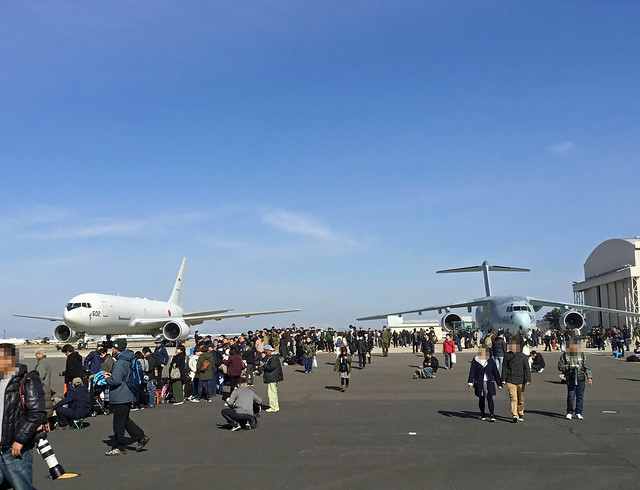 KC-767&C-2並び 39898622114_c46edf390e_o_2