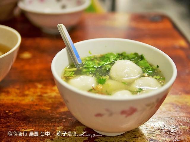 欣欣商行 湯圓 台中 6