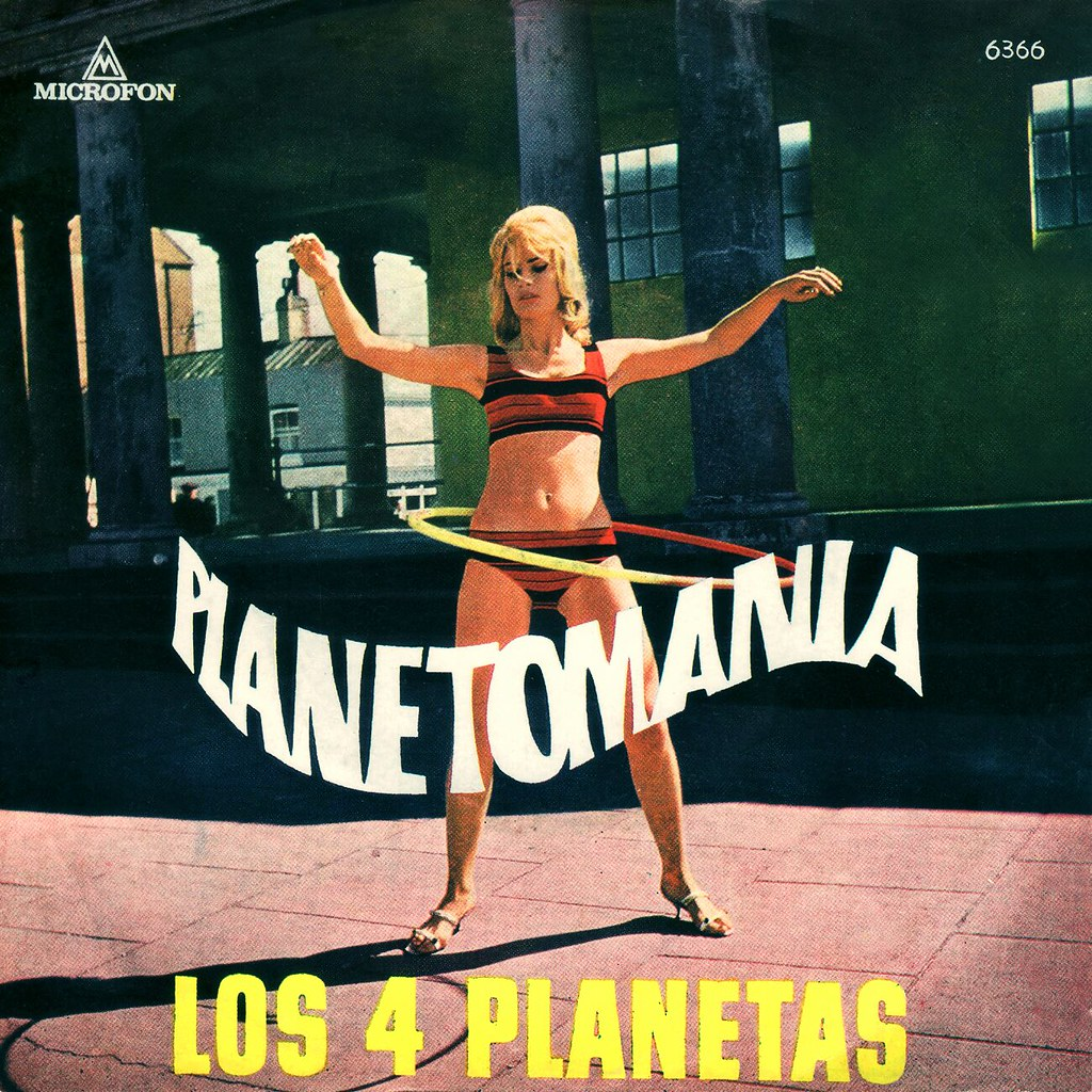 Los 4 Planetas – Planetomanía