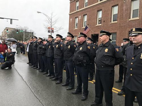 01-12-18 Troy Police Chief Tedesco Retirement Ceremony