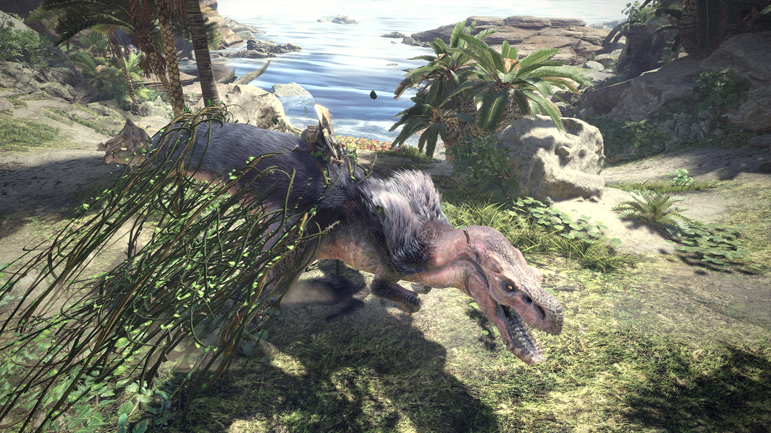 Entrevistamos a los creadores de Monster Hunter: World