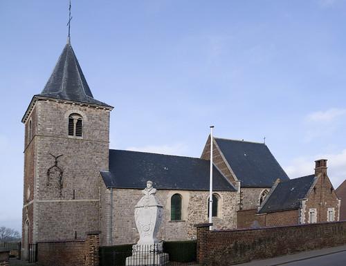 Sint-Margarethakerk, Sint-Margriete-Houtem, Tienen