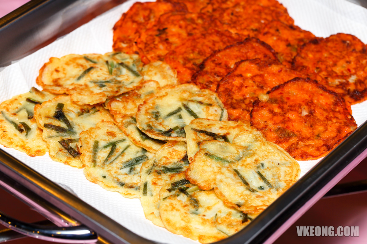 Dok-Kae-Bi-Korean-BBQ-Buffet-Vegetable-Pancake