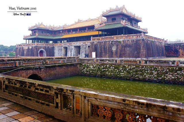 2018 Vietnam Hue Imperial City 01
