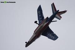 E130 1 F-TERP - E130 - Patrouille de France - French Air Force - Dassault-Dornier Alpha Jet E - RIAT 2010 Fairford - Steven Gray - IMG_2621