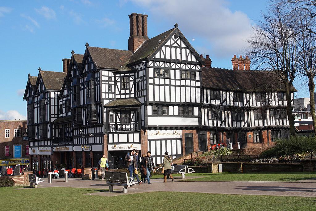 Hotels Near Kingswinford West Midlands