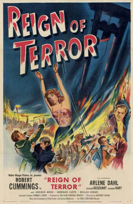 Reign of Terror - Poster 5