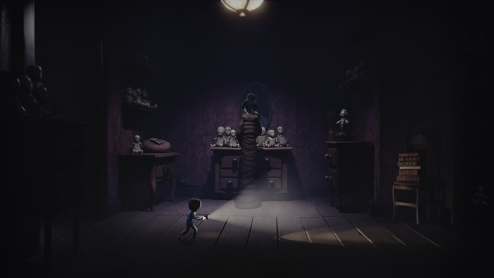 Little Nightmares'ın Son DLC'si The Residence Çıktı.